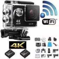 Kamera sportcam wifi 4k/ kamera action gopro wifi 4k