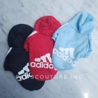 B9 Baju Kaos Jaket Sweater Hoodie Anjing Kucing Pet Dog Clothes S M L