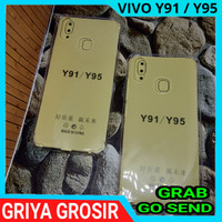 Case Vivo Y91 Softcase Anti Crack Case Anticrack TPU