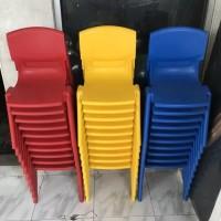 Kursi Plastik Anak untuk sekolah TK/Paud