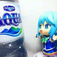 Action Figure Hot Toys Nendroid Aqua anime Konosuba NEW BOX LIMITED