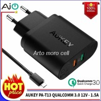 NEW Charger Aukey PA-T13 Qualcomm Quick Charge 3.0 Fast Charging
