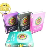 Al-Quran ASH-SHAHIB A6 Terjemah dan Waqaf Ibtida