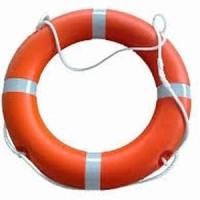 Pelampung Ringbouy fiber untuk keselamatan di laut atau kolam renang