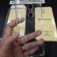 Anti Crack Xiaomi Redmi 5+ Redmi 5 Plus 5.99 Jelly Case Tahan Banting