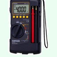 AVOMETER SANWA DIGITAL CD800 MURAH / MULTITESTER / MULTIMETER DIGITAL