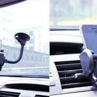 Standing Docking Handphone Holder - Car Universal Holder Hp