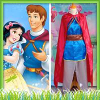 Baju Pangeran Snow White Dewasa