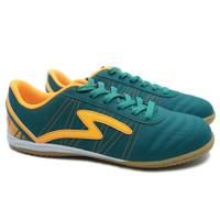 Sepatu Futsal Specs Horus Tosca/ Orange  Size 39