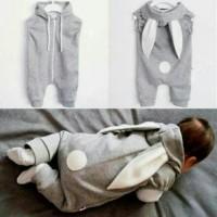 Jumper Bunny Hoodie Buntung | Baju anak bayi Import murah