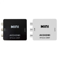 MINI AV2HDMI AV TO HDMI UP Scaler 1080P