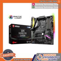 Motherboard MSI Z370 GAMING PRO CARBON LGA 1151 DDR4