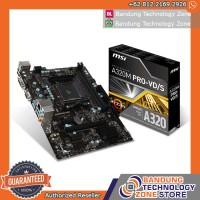 Motherboard MSI A320M PRO VD/S Socket AMD AM4 DDR4