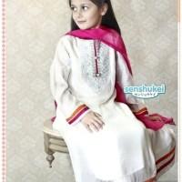 baju muslim anak senshukei sari india anak gamis murah