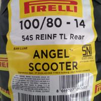 Ban Pirelli Angel Scooter Uk 100/80 ring 14