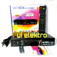 Skybox a-1 combo parabola & digital antena tv