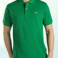 kaos Polo T-shirt Kaos pria BIG SIZE XXXL XXXXL LACOSTE