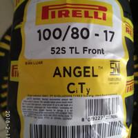 Ban Pirelli Angel City Uk 100/80 ring 17