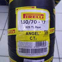 Ban Pirelli Angel City Uk 130/ 70 ring 17