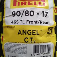 Ban Pirelli Angel City Uk 90/80 Ring 17