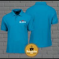 Poloshirt/Kaos Kerah Yamaha Rx King Logo Murah