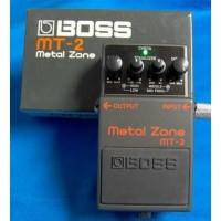 Jual Efek Gitar Boss Metal Zone MT-2 brended