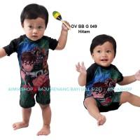 Baju Renang Diving Bayi Ben 10 DV-BB G 049