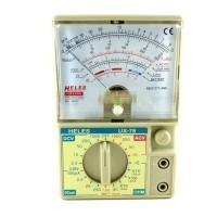 Multimeter Avometer analog Multitester tester heles UX-78 UX78