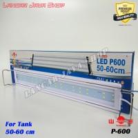 Lampu LED Aquarium Aquascape P600 Yamano 50-60 cm 9 Watt Original