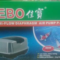 aquarium air pump Jebo P 50 Hi-blow