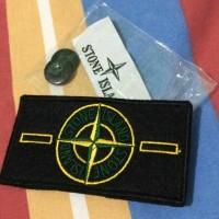 patch badge stone island