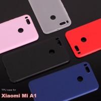 Case VIVO Y53 Casing Matte Slim Cover Hard Back Case Cover