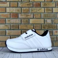 Sepatu Adidas Anak Putih