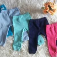legging bayi newborn/ leging bayi unisex/legging bayi polos
