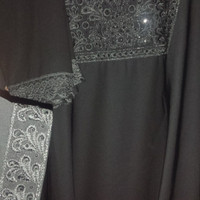Abaya Saudi Arabia Original (Jeddah) Import . ( Best Seller)
