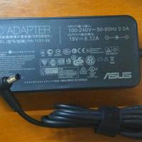 ORIGINAL Adaptor Charger ASUS 19V 6.32A For ROG GL552JX GL551JM