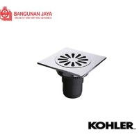 KOHLER Premium Floor Drain | K-R7275T-B-CP