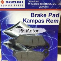 Kampas Rem Depan Satria FU 150 F1/Satria FU 150 F1 Injeksi/SGP