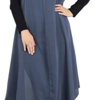 Busana Muslim Wanita, Dress , Casual Long Dress, Gamis, Jumpsuit-12