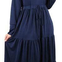 Busana Muslim Wanita, Dress , Casual Long Dress, Gamis, Jumpsuit-3