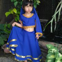 baju india anak murah/ baju india anak size 4-6 th