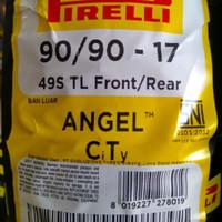 Ban Pirelli Angel City Uk 90/90 Ring 17