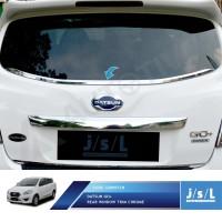 Datsun GO List Kaca Jendela Belakang JSL/Rear Window Trim Chrome