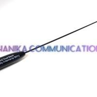 Sky2 Antenna RH701S Yaesu Antena HT Dual Band SMA Male Lidi Lentur