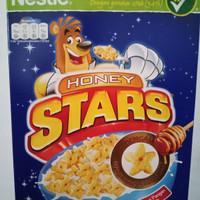NESTLE HONEY STARS/Sereal Nestle/Sereal Koko Krunch Stars 150 g