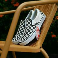 Sepatu Vans Slip On Catur Checker Board Premium High Quality murah