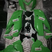 fullset upgarde fairing depan ninja 250 rr mono for z 250 sl original