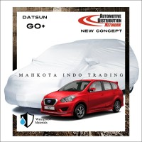 Body Cover / Sarung Mobil Datsun GO+ (3 Baris) Polyesther Waterproof