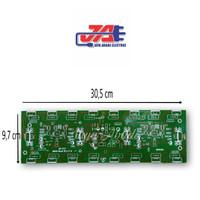 PCB Power Amplifier AP 217 2000 Watt