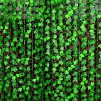 daun hias/tanaman hias/daun plastik/hiasan rumah/daun artificial/bunga